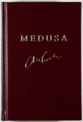 Books:Fiction, Clive Cussler and Paul Kemprecos. SIGNED/LIMITED. Medusa.New York and Tualatin: Putnam's and Norwood Press, 2009. ...