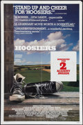 """Movie Posters:Sports, Hoosiers (Orion, 1986). One Sheet (27"""" X 41""""). Sports.. ..."""