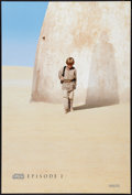 """Movie Posters:Science Fiction, Star Wars: Episode I - The Phantom Menace (20th Century Fox, 1999).One Sheet (27"""" X 41"""") SS Advance Style A. Science Fictio..."""