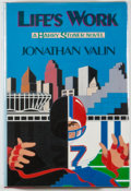 Books:Mystery & Detective Fiction, Jonathan Valin. Life's Work. New York: Delacorte, [1986].First edition. Octavo. 251 pages. Publisher's binding,...