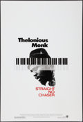 """Movie Posters:Documentary, Thelonious Monk: Straight, No Chaser (Warner Brothers, 1988). One Sheet (27"""" X 40""""). Documentary.. ..."""