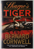Books:Fiction, Bernard Cornwell. SIGNED. Sharpe's Tiger. Richard Sharpe and theSiege of Seringapatam, 1799. London: Harper Col...