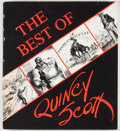 Books:Americana & American History, Quincy Scott. INSCRIBED BY THE EDITOR. The Best of Quincy Scott.A Picture Panorama of the Turbulent Depression and Worl...