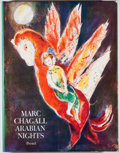 Books:Art & Architecture, [Marc Chagall, artist]. Arabian Nights. Four Tales from a Thousand and One Nights. With an introduction by Norbert...