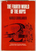 Books:Americana & American History, Harold Courlander. The Fourth World of the Hopis. New York:Crown, [1972]. Second printing. Octavo. 239 pages. P...