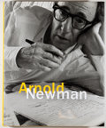 Books:Photography, [Arnold Newman, subject]. Arnold Newman. Essay by Philip Brookman. Koln: Taschen, [2000]. First English language...