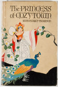 Books:Children's Books, Ruth Plumly Thompson. The Princess of Cozytown. Illustratedby Janet Laura Scott. Chicago: Volland, [1922]. Firs...