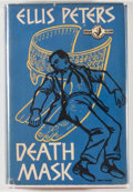 Books:Mystery & Detective Fiction, Ellis Peters. Death Mask. London: Crime Club by Collins,[1959]. First edition. Octavo. 192 pages. Publisher's b...