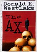Books:Mystery & Detective Fiction, Donald E. Westlake. INSCRIBED. The Ax. [New York]:Mysterious Press, [1997]. First edition. Inscribed by the autho...
