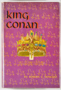Books:Science Fiction & Fantasy, Robert E. Howard. King Conan. New York: Gnome Press, [1953]. First edition, first printing. Octavo. 255 pages. Publi...