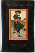 Books:Children's Books, Don C. Seitz. INSCRIBED BY THE AUTHOR. The Buccaneers. RoughVerse. With frontispiece and decorations by Howard Py...
