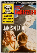 Books:Mystery & Detective Fiction, James M. Cain. The Embezzler. New York: Avon, [1944]. Firstseparate edition. Octavo. 119 pages. Publisher's wraps. ...