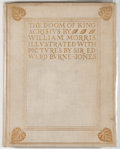 Books:Children's Books, William Morris. The Doom of King Acrisius. Illustrated withPictures by Sir Edward Burne-Jones. New York: R. H. ...