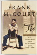 Books:Biography & Memoir, Frank McCourt. SIGNED. 'Tis. A Memoir. [New York]: Scribner,[1999]. First edition. Signed and dated by the author. ...