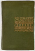 Books:Biography & Memoir, [Count Leo Tolstoy, subject]. P. A. Sergyeenko. How Count L. N.Tolstoy Lives and Works. Translated from the Russi...