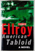 Books:Mystery & Detective Fiction, James Ellroy. SIGNED. American Tabloid. London: Century,[1995]. First edition, first printing. Signed by Ellr...