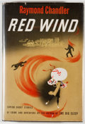 Books:Mystery & Detective Fiction, Raymond Chandler. Red Wind. Cleveland: World, [1946]. Firstedition, first printing. Octavo. 253 pages. Publishe...