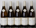 White Burgundy, Puligny Montrachet 1998 . Les Referts, Sauzet . 1bsl. Bottle(5). ... (Total: 5 Btls. )
