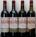 Red Bordeaux, Chateau Cos d'Estournel. St. Estephe. 1980 1bn, 1ts, 1vhsBottle (3). 1981 ms, bsl, spc Bottle (1). ... (Total: 4 Btls. )