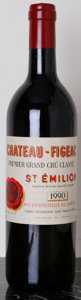 Red Bordeaux, Chateau Figeac 1990 . St. Emilion. Bottle (1). ... (Total: 1Btl. )