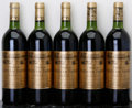 Red Bordeaux, Chateau Cantenac Brown 1983 . Margaux. 2bn, 4ts, 2lscl.Bottle (5). ... (Total: 5 Btls. )