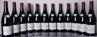 Chambolle Musigny 2005 Les Fuees, P. Lachaux 6 in ocb Bottle (12)