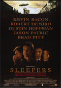 "Movie Posters:Crime, Sleepers (Warner Brothers, 1996). Canadian One Sheet (27"" X 40"") DS. Crime.. ..."