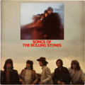 Music Memorabilia:Recordings, Songs of the Rolling Stones Promo LP Sampler (Abkco MPD1,1979)....