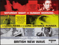 """Movie Posters:Sports, The Loneliness of the Long Distance Runner (BFI, R-2002). British Quad (30"""" X 40""""). Sports.. ..."""