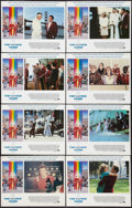 """Movie Posters:Science Fiction, Star Trek IV: The Voyage Home (Paramount, 1987). Lobby Card Set of 8 (11"""" X 14""""). Science Fiction.. ... (Total: 8 Items)"""