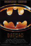 "Movie Posters:Action, Batman (Warner Brothers, 1989). One Sheet (27"" X 40"") SS Style C.Action.. ..."