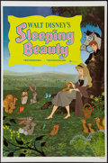 "Movie Posters:Animated, Sleeping Beauty (Buena Vista, 1959). One Sheet (27"" X 41"") Style B. Animated.. ..."