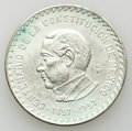 Mexico, Mexico: Republic Lot of Twelve 20th Century silver Coins,...(Total: 12 coins)