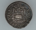Mexico, Mexico: Lot of Three Pillar Coins 1747 1750 1751,... (Total: 3coins)