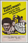 "Movie Posters:Blaxploitation, Mean Mother (Independent-International, 1974). One Sheet (27"" X 41""). Blaxploitation.. ..."