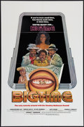 "Movie Posters:Blaxploitation, Big Time (World Wide, 1977). One Sheet (27"" X 41"").Blaxploitation.. ..."