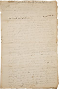 Miscellaneous:Ephemera, [Revolutionary War] Act of the Rhode Island General AssemblyCalling for the Raising of Troops for the State Militia....