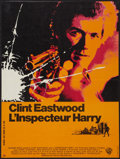 """Movie Posters:Crime, Dirty Harry (Warner Brothers, 1971). French Affiche (22.75"""" X30.25""""). Crime.. ..."""