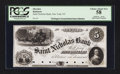 Obsoletes By State:New York, New York, NY- Saint Nicholas Bank $5 Haxby UNL Proof. ...