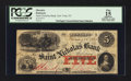 Obsoletes By State:New York, New York, NY- Saint Nicholas Bank $5 Feb. 24, 1864 G8c. ...