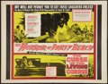"""Movie Posters:Science Fiction, The Horror of Party Beach (20th Century Fox, 1964). Half Sheet (22"""" X 28""""). Science Fiction.. ..."""
