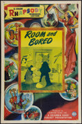 """Movie Posters:Animation, Room and Bored (Columbia, 1943). One Sheet (27"""" X 41""""). Animation.. ..."""