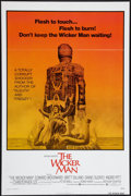 """Movie Posters:Horror, The Wicker Man (Warner Brothers, 1974). One Sheet (27"""" X 41""""). Horror.. ..."""