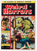 Golden Age (1938-1955):Horror, Weird Horrors #5 (St. John, 1952) Condition: FN+....