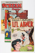 Golden Age (1938-1955):Humor, Miscellaneous Golden Age Humor Comics Group (Various Publishers, 1950s).... (Total: 7 Comic Books)