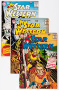 Silver Age (1956-1969):Western, All Star Western Group (DC, 1957-61) Condition: Average FN+....(Total: 6 Comic Books)