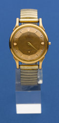 Timepieces:Wristwatch, Omega 18k Rose Gold Constellation For Repair. ...