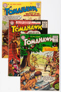 Silver Age (1956-1969):Adventure, Tomahawk Group (DC, 1955-63) Condition: Average FN-.... (Total: 26 Comic Books)