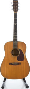 Musical Instruments:Acoustic Guitars, 1955 Martin D-18 Natural Acoustic Guitar, Serial # 146250....