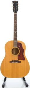 Musical Instruments:Acoustic Guitars, 1968 Gibson J-50 Natural Acoustic Guitar, Serial # 920023....